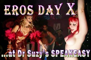 Dr Susan Block's Eros Day X